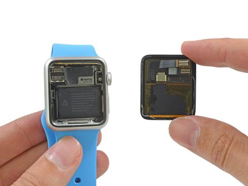 Apple Watch Teardown Proves It's Hard To Fix