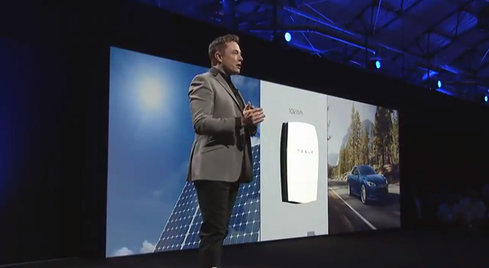 Tesla Energy: Changing How Businesses, Homes Use Power