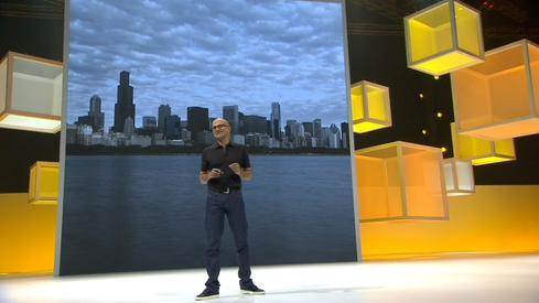 Microsoft Ignite 2015: Windows 10, Office 2016, Azure Updates