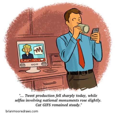 Comic: The Social Economy