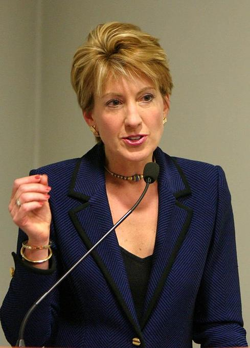 Carly Fiorina Buys Seth Meyer's Domain But Not Her Own