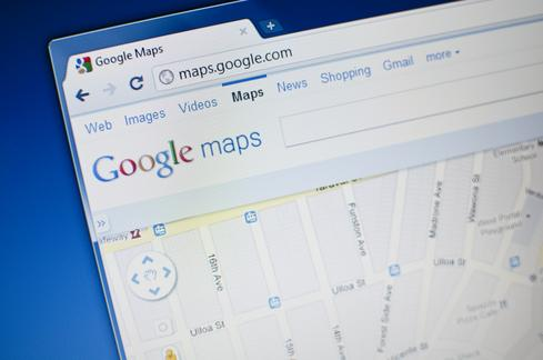 Google Maps Slur Forces Company To Apologize