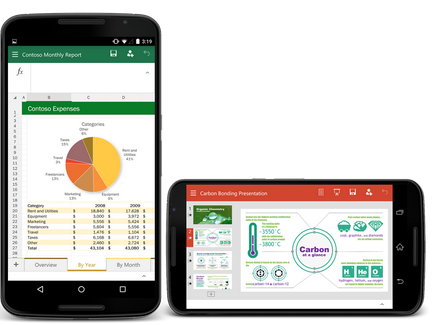 Office For Android, Sway, OneDrive Updates: MS Office News