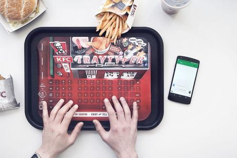 KFC's Bluetooth Placemats: 10 Better Ideas