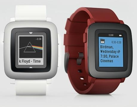 Pebble Time Smartwatch Shipments Start May 27
