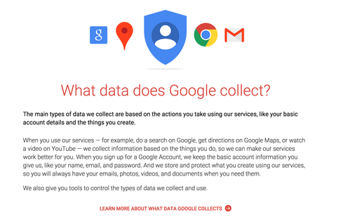 Google Centralizes Security, Privacy For Web, Android Users