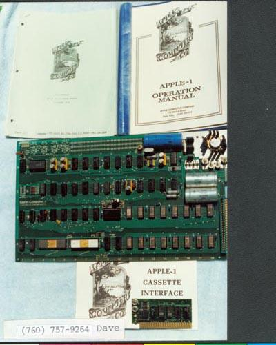 Vintage Apple I Worth $200,000 Saved From Recycling�