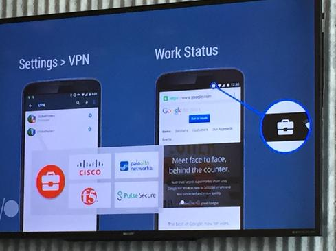 Android M Adds Enterprise Features