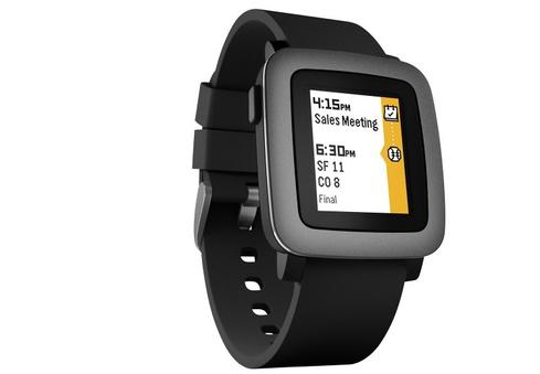 Pebble Time Smartwatch Available For Preorder ...