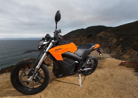 (Image: Zero Motorcycles)