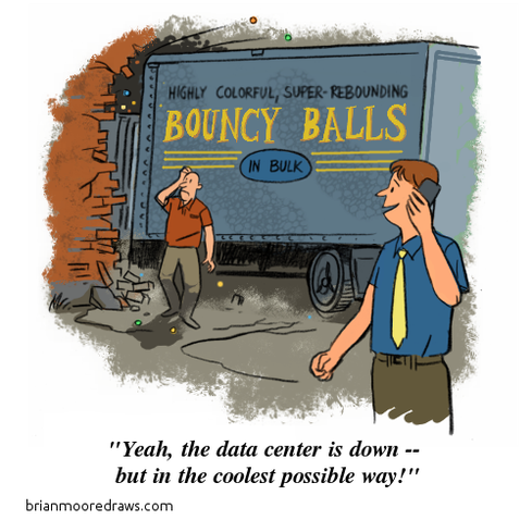 Comic: That's The Way The Ball Bounces Sometimes