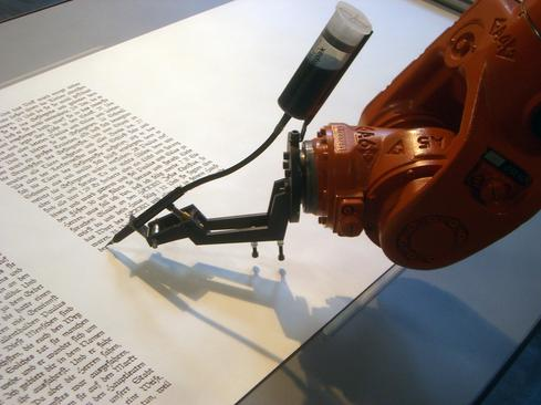 Dartmouth Hosts Robot Poetry Contest