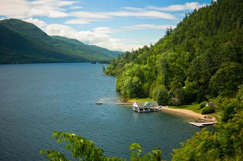 IBM Makes Lake George World's Smartest Lake