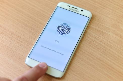3D Fingerprint Scanners Can Secure Smartphones