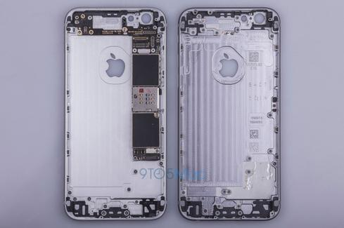 iPhone 6s Casing Photos Leak, Show Few Changes