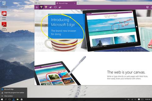 Windows 10 Build 10159 Marks Microsoft Efficiency