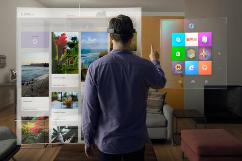 HoloLens Startup Cofounded By Former Microsoft Engineer