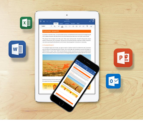 Microsoft Office On iOS: Startup Guide