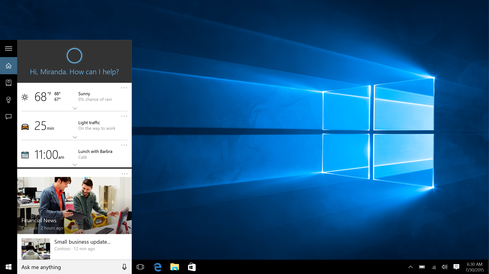 Is Cortana Microsoft's Equalizer With Google?