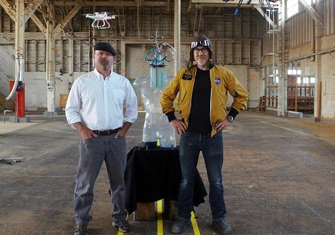 Mythbusters Tests Killer Drones