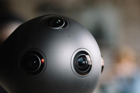 Nokia OZO Virtual Reality Camera Aimed At Film Pros