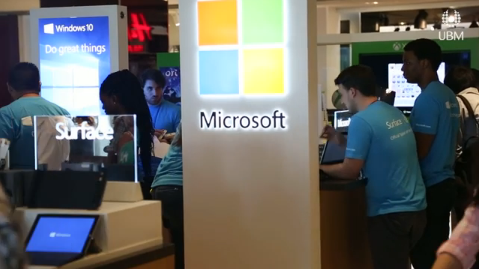 Windows 10: Inside NYC Launch Day