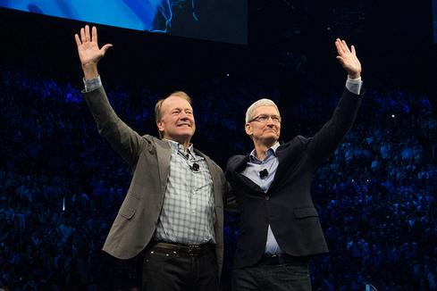 Apple, Cisco Team On iOS For Businesses