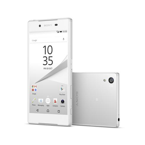 Sony Xperia Z5 Smartphone Stuns With 4K Screen