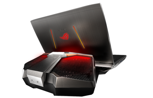 Asus Water-Cooled Gaming Laptop Arrives At IFA
