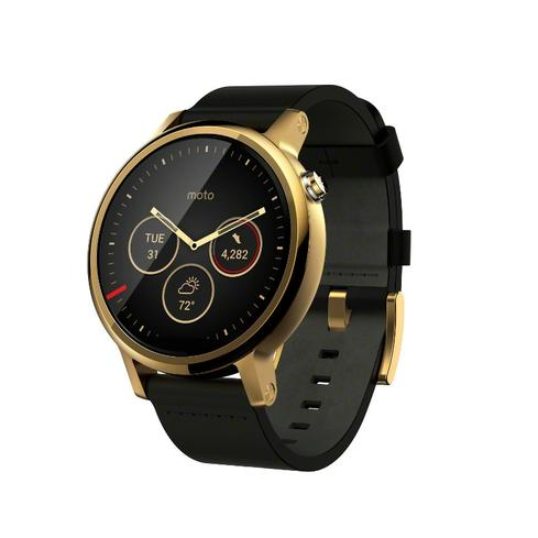 Motorola Moto 360 Smartwatch Lineup Offers Wearable Diversity