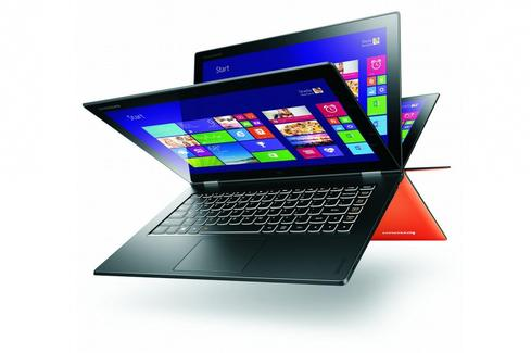 Lenovo ThinkPad, Yoga Notebooks Unveiled At IFA