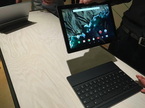 Google's Android Event: Pixel Tablet, Served With Marshmallow