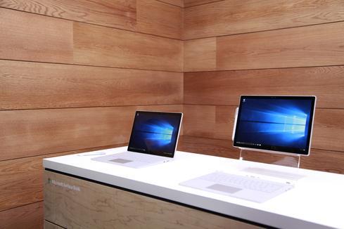 Microsoft Devices: PC Potential, Mobile Struggle