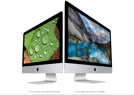 Apple iMac Refresh: Powerful Processors, Prettier Graphics