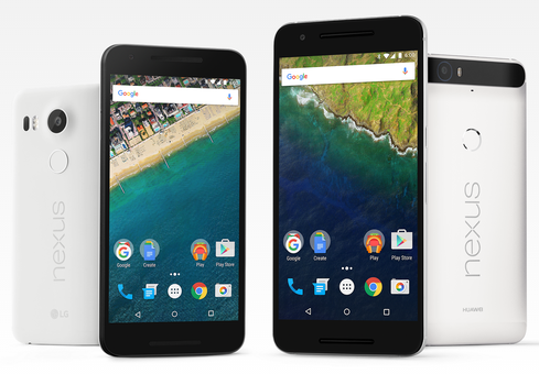 Nexus 5X, 6P Review: Marshmallow OS Shines