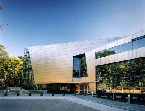 IBM Corporate Headquarters  (Image: via IBM)
