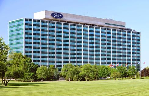 Ford CIO: Driving The Automaker Into The Future