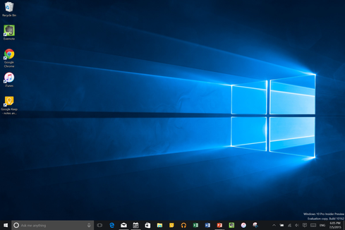 Microsoft Pulls Its November Windows 10 Update