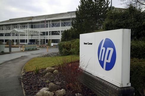HP Reports Mixed Q4, Its Final Quarter Before Company Splits