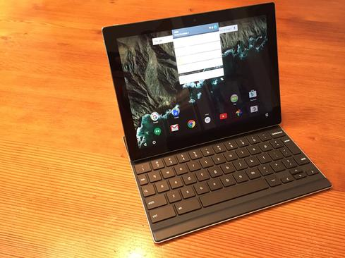 Google's Pixel C: Hands-On Review