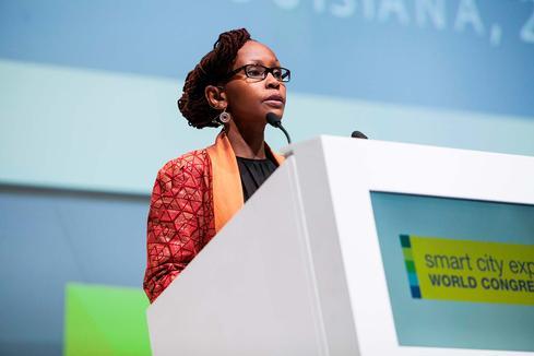 Ushahidi Co-Founder Juliana Rotich (Image: Ushahidi)