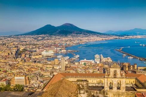 Naples, Italy (Image: bluejayphoto/iStockphoto)