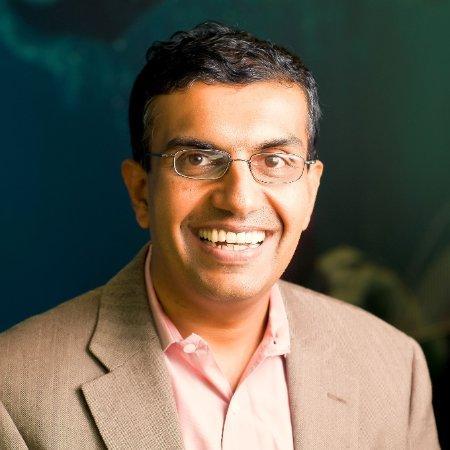 Informatica CEO Anil Chakravarthy.  (Image: Anil Chakravarthy profile via LinkedIn)