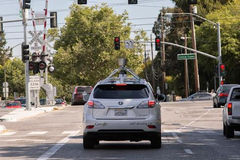 Google Self-Driving Cars May Motor To London