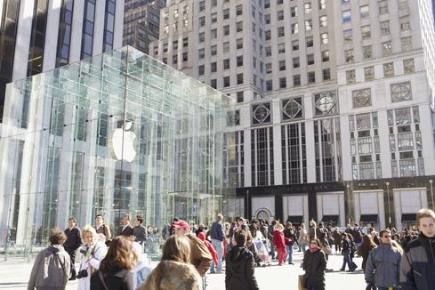 Apple Retail Stores Headed To India Soon