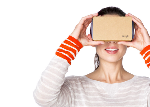 Google's Next Cardboard Could Be Plastic