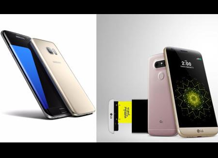 (Images: Samsung, LG)
