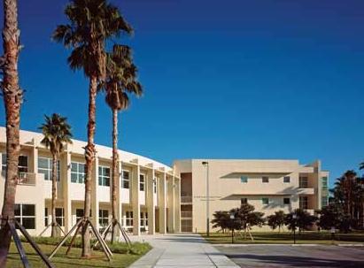 Barry University Student Union (Image: Jutland86 via Wikimedia Commons)