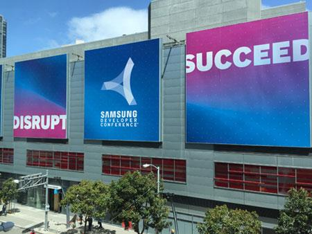 Samsung Developer Conference: IoT Innovation On Display
