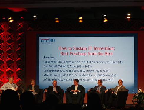 InformationWeek Elite 100: Past Winners Talk Strategy, Best Practices